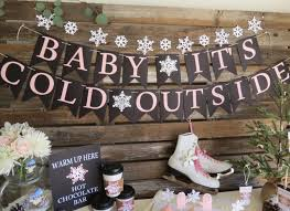 baby it s cold outside baby shower baby it s cold outside banner baby its cold outside