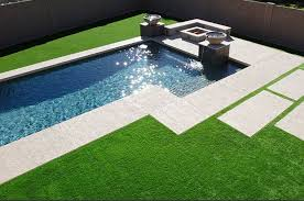 Turf For Backyard by Artificial Grass Not Always Greener Design Intervention