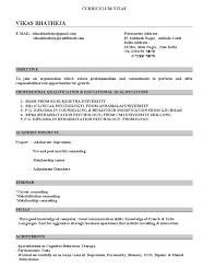 Academic Advisor Resume Sample by Resumes Best Substance Abuse Counselor Resume Cover Letter For