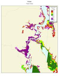 Florida Atlantic Coast Map by More Sea Level Rise Maps Of Florida U0027s Atlantic Coast
