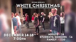 White Christmas Meme - sfhs white christmas promo youtube