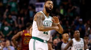 Yelling Meme - marcus morris yelling at tristan thompson becomes meme yardbarker com