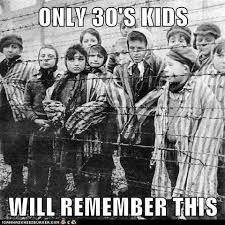 Concentration Meme - the holocaust gets meme d heeb