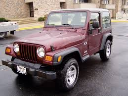jeep rubicon 2017 maroon 2001 jeep wrangler yj news reviews msrp ratings with amazing