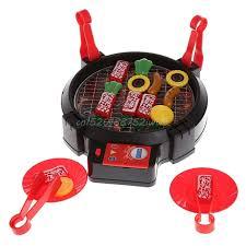 cuisine enfant jouet enfant jouer à faire semblant barbecue portique simulation cuisine