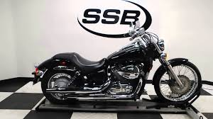 black honda motorcycle 2009 honda vt750 shadow spirit black used motorcycle for sale