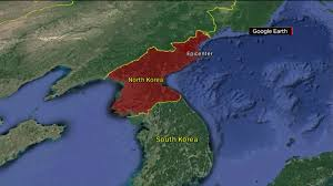 World Map Korea North Korea Confirms It Conducted Fifth Nuclear Test Ktla