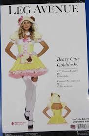 leg avenue beary goldilocks and the three bears story
