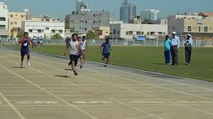 iisdammam cluster meet 100m final gold saahil sheikh front