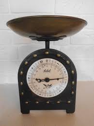 balance de cuisine 10 kg ancienne balance de cuisine soehnle jusqu à 10 kg métal cuivre