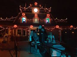 griffith park holiday light festival train los angeles live steamers ghost train 2013 review hollywood gothique