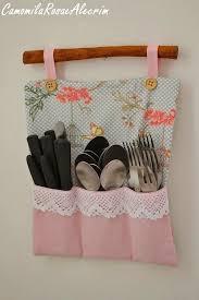 couture accessoire cuisine porta talheres de parede com pap sacs en patchwork atelier et