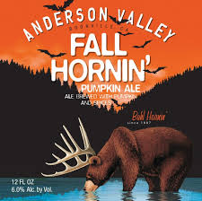 Anderson Valley Fall Hornin' Set For Release | The Beer Heads