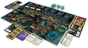 13 tabletop games to sink your fangs into this halloween