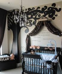 Monkey Curtains For Baby Room Dont Think This Is Necessarily Your Style Meg But I Freaking Love