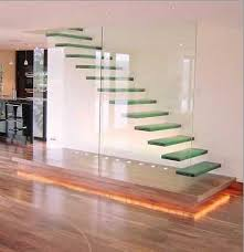 Glass Stairs Design 33 Glass Staircase Design Ideas Bringing Contemporary Flare Into