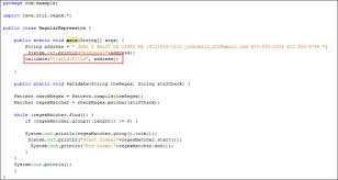 zip code validation pattern regular expressions in java