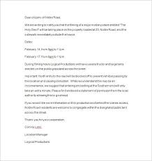 notice letter u2013 15 free samples examples format download