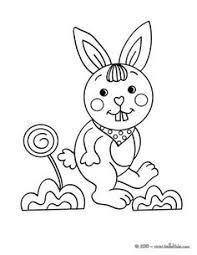 cute rabbit coloring cute amazing farm animals coloring