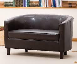 Tub Sofa Leather Sofa Collection Brand New Bonded 2 Seat Tub Chair Sofa Seating