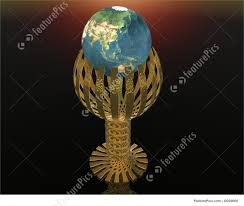 globes cool wine glass in 3d stock illustration i2039808 at