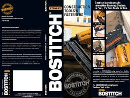 Bostitch M3 Stapler by Bostitch Construction Tools And Fasteners Catalog
