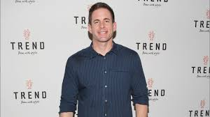 tarek el moussa gives a tour of his new home and says he still