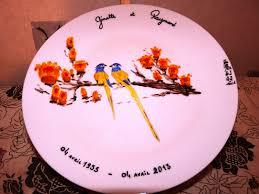 porcelaine peinte main plume magicienne peinture chinoise xieyi sur porcelaine 2013