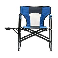Quest Traveller Directors Chair And Side Table Directors Chair With Side Table Tweet Earth Extra Heavy Duty