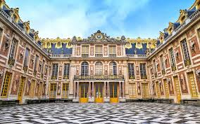 Palace Of Versailles Floor Plan Secrets History And Facts The Palace Of Versailles Travel