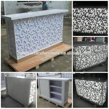 Office Furniture Reception Desk Counter by Tw Artificial Stone Salon Reception Table Design U Shaped