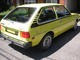 hatchback cars 1980s hatch heaven mazda glc hatchback 1978