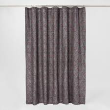 Brown And White Shower Curtains Shower Curtains U0026 Bath Liners Target