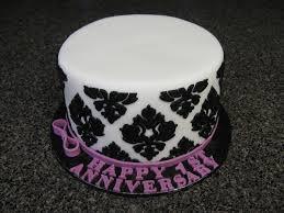 1st Wedding Anniversary Cake Cakecentral Com