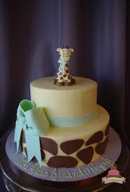 giraffe baby shower ideas giraffe baby shower cakes cakes ideas