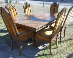 Stanley Dining Room Table Stanley Furniture Etsy