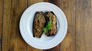 cuisine corse recettes aubergines farcies à la mode corse recette par cuisine