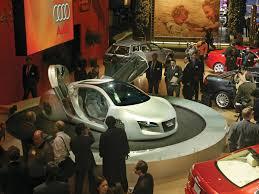 audi rsq concept car 2004 audi rsq concept show open doors 1024x768 wallpaper