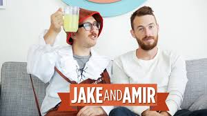 jake and amir costumes part 3 youtube