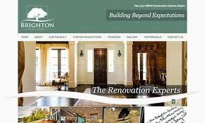Home Renovation Websites Home Builder Website Design Contractors Website Templates Builders