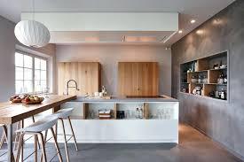 cuisine exterieure beton cuisine en beton cuisines en bacton cirac contemporain cuisine