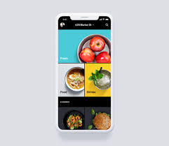 delivery service app postmates announces new grocery delivery service fresh alongside