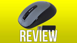 Microsoft Sculpt Comfort Mouse Not Connecting Review Microsoft Wireless Mouse 2000 Youtube