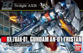 hg rx 78an 01 gundam an 01 tristan english color guide u0026 paint