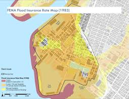 Fema Firm Maps Useful References U2013 Red Hook Ny Rising Community Reconstruction