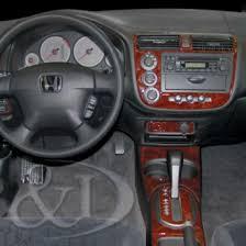 2001 honda civic ex interior 2001 honda civic custom dash kits carid com