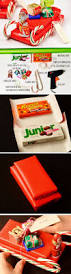 candy sleighs diy christmas gift ideas for friends diy gift