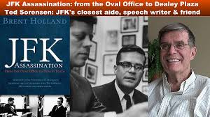jfk assassination ted sorensen final interview from the oval