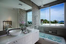 contemporary bathroom design marvelous contemporary bathroom design with white vanity bath tub