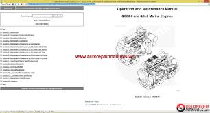 cummins qsc8 3 and qsl9 service manual auto repair manual forum